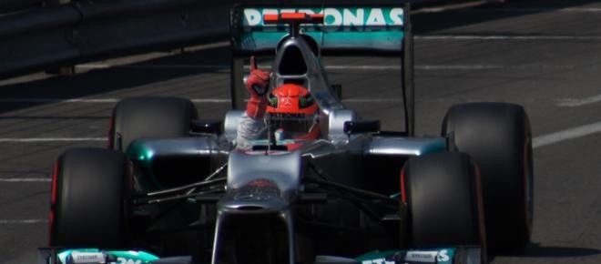 Schumacher 2010-12: o regresso foi um êxito