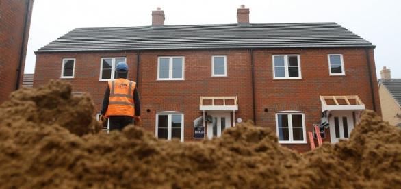 Domeniul construcțiilor ar rămâne fără mână de lucru în cazul Brexit
