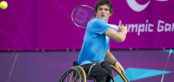 El tenista Gustavo Fernández será el abanderado de la Argentina en los Juegos Paralímpicos de Río