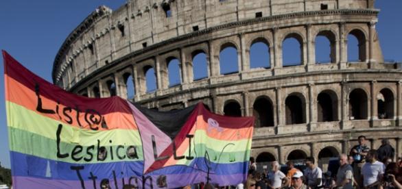 Italia, cerca del matrimonio gay