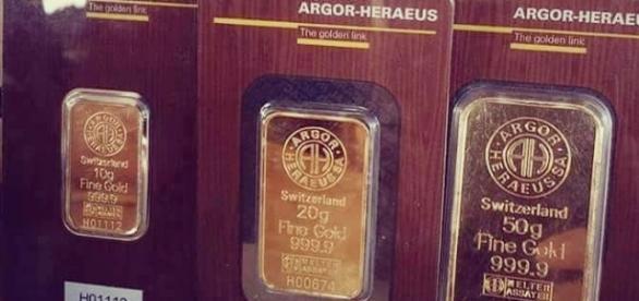 Lingotes de oro de inversion protega su patrimonio