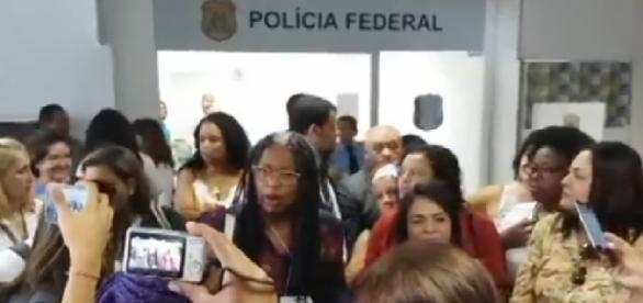 Mulheres são detidas pela Polícia Federal