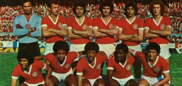 O Internacional Campeão de 1976