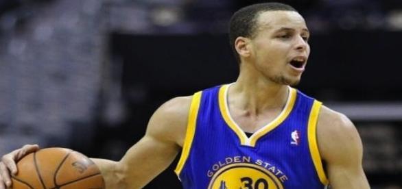 O maior pontuador de 3 pontos da NBA