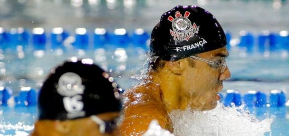 O Timão investe forte em natação competitiva
