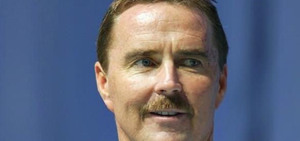 O treinador australiano Scott Volkers