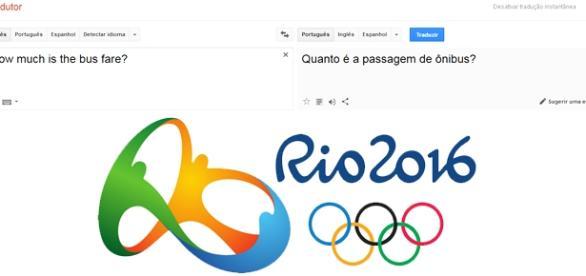 O uso do Google Tradutor pode facilitar comunicação.