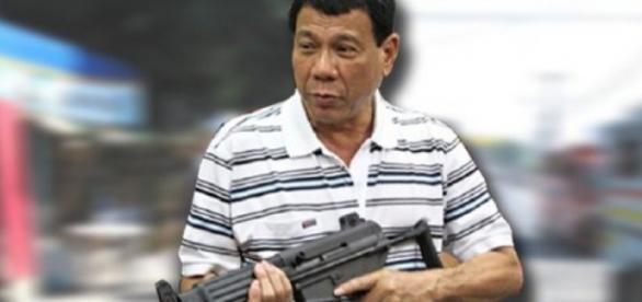 Rodrigo Duterter, o novo polêmico presidente das Filipinas