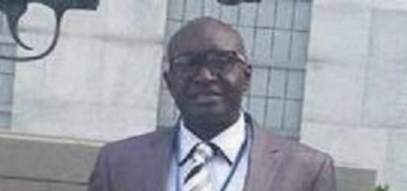Samsudeen Sarr, Gambia's Ambassador to UN / Image via SMBC NEWS