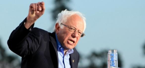 Bernie Sanders 2016 / Photo by Shelly Prevost, cc by 2.0, Flickr, via Photopin.com