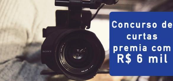 Concurso de curta premia com R$ 6 mil, workshop e viagem para o RJ.