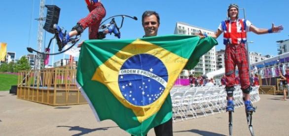 Costumes brasileiros pelo mundo
