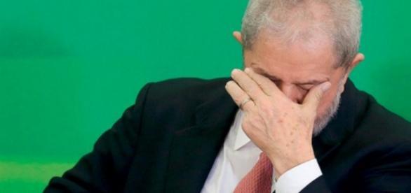 Luiz Inácio Lula da Silva - Imagem/Google