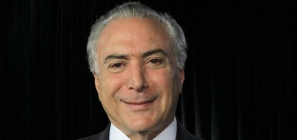 Michel Temer, presidente interino do Brasil, é inelegível (Foto: Não Vai Ter Golpe)