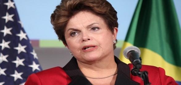 Presidente Dilma Rousseff (Foto: Folha de S. Paulo)
