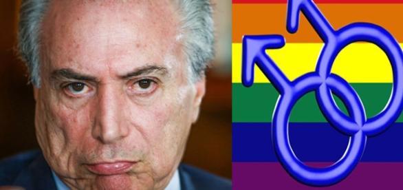 Temer exclui Ministério dos Direitos Humanos