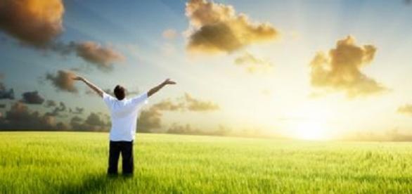 Vivre avant tout chose, cette belle realtion avec soi.