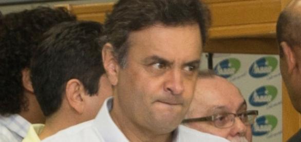 Aécio Neves é vítima de ameaça de atentado