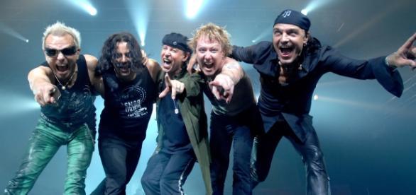 Em setembro tem shows do Scorpions no Brasil