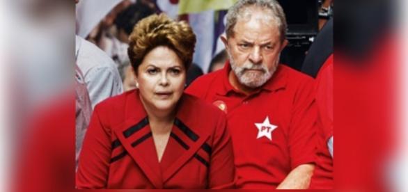 Lula é o futuro do PT, enquant Dilma é deixada de lado