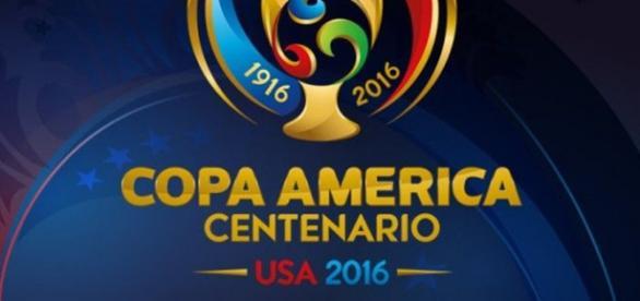 O logotipo da Copa América Centenário (Divulgação)