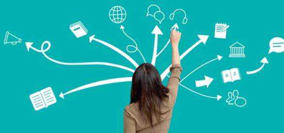 O site oferece atividades para quem quer praticar o inglês (Foto: Reprodução/Learning English)