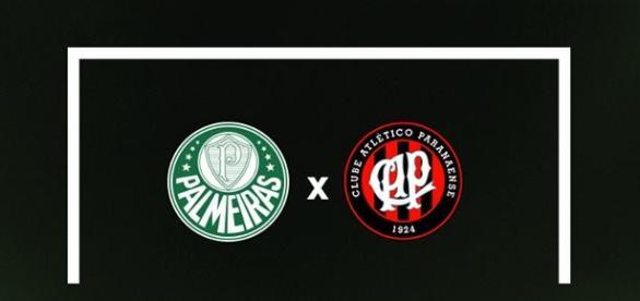 Palmeiras x Atlético-PR abrem o Brasileirão