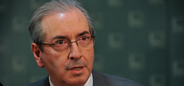 Presidente afastado da Câmara, Eduardo Cunha, sofre processo de cassação no Conselho de Ética.
