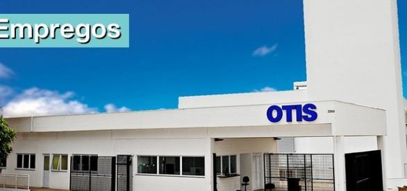 Sede da Otis em São Bernardo do Campo (Foto: Divulgação)