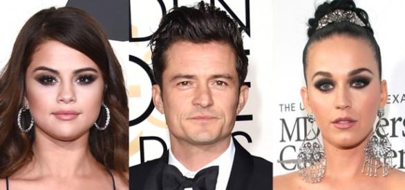 Katy Perry continua com Orlando Bloom após polêmica