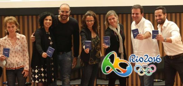Lançamento do Passaporte Cultural Rio.