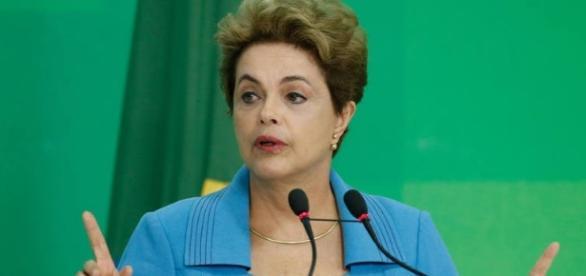 Presidente afastada Dilma Rousseff (Reprodução: Exame)