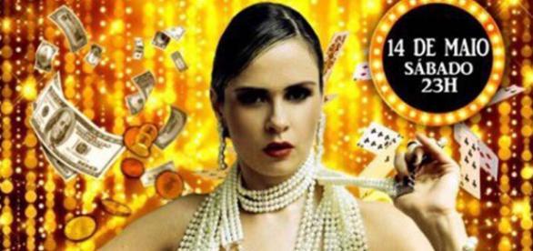 Ana Paula agitou a noite em Campinas, no Club Vegas
