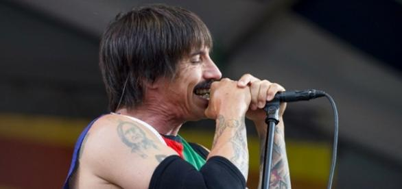 Anthony Kiedis do Red Hot Chili Peppers