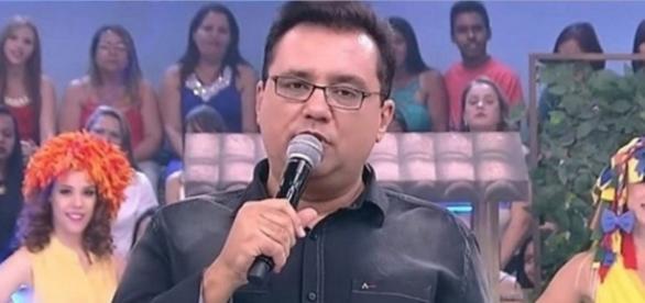 Geraldo Luís voltará ao Domingo Show