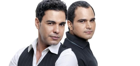 Luciano Camargo (à direita) inicia agora o processo de recuperação