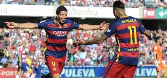 Luis Suárez anotó 40 goles en Liga esta temporada