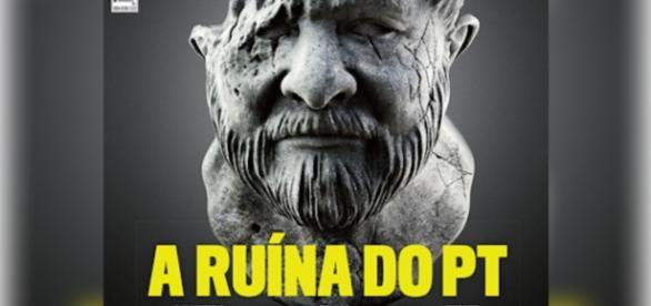 Revista 'Veja' traz provas contra ex-presidente Lula