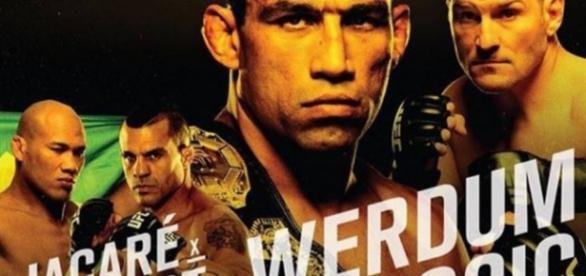 Werdum perdeu o cinturão em sua primeira defesa de título