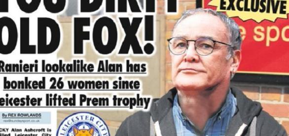 Alan Ashcroft dormiu com 26 mulheres em poucos dias