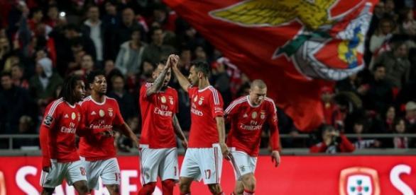 Benfica foi Campeão português de futebol