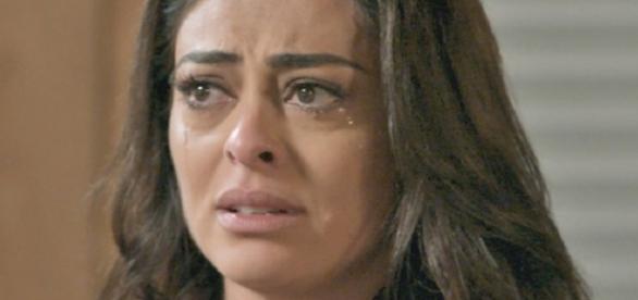 Carolina entra em desespero para salvar Gabriel (Gshow)