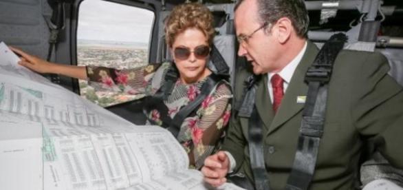 Dilma pode renunciar para virar governadora