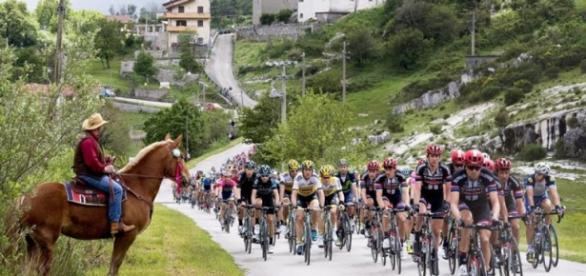 El Giro de Italia inicia este martes la segunda semana de competencia