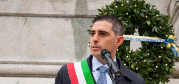 Federico Pizzarotti, sindaco di Parma