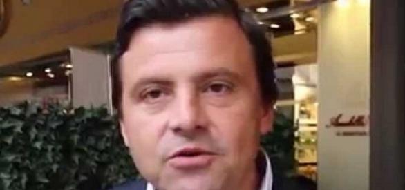 Il nuovo ministro dell'Economia, Carlo Calenda