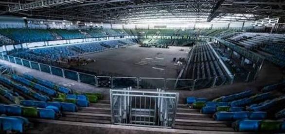 Local será utilizado para preparação de atletas nos próximos anos