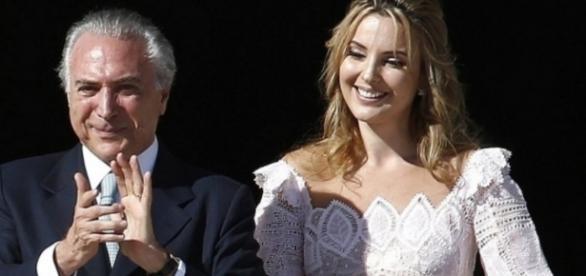 Michel Temer e Marcela Temer - Imagem: Google