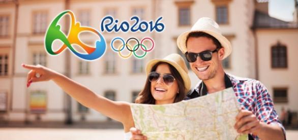 O Brasil receberá milhares de turistas para a Rio 2016.