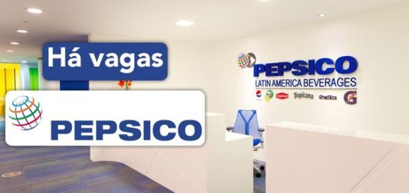 PepsiCo está contratando em todo o mundo - Foto: Reprodução Studiodomus